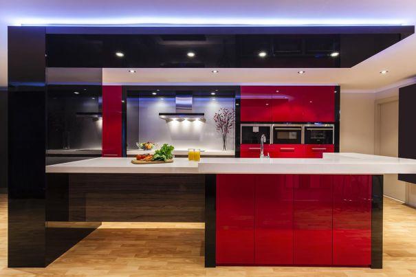 Trần thạch cao phòng bếp phòng ăn